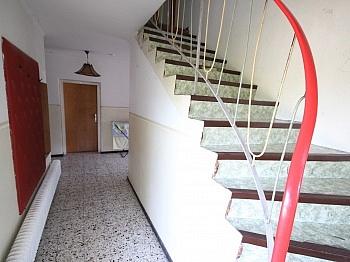 Kellergeschoss Fliesenböden Infrastruktur - Saniertes Wohnhaus 185m² in Moosburg