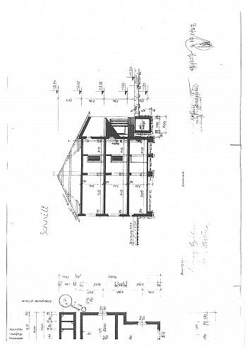 Einkaufen Kärntens Terrassen - Saniertes Zweifamilienwohnhaus 185m² in Moosburg