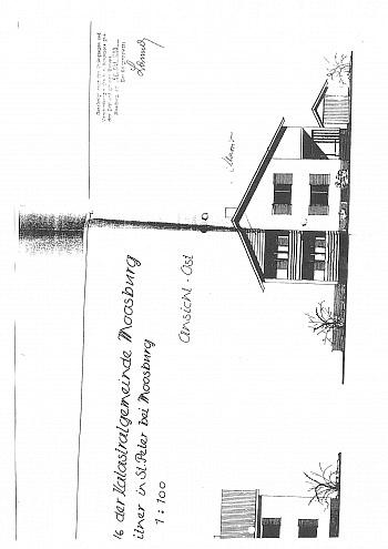 vermietet Haustüre vorhanden - Saniertes Wohnhaus 185m² in Moosburg