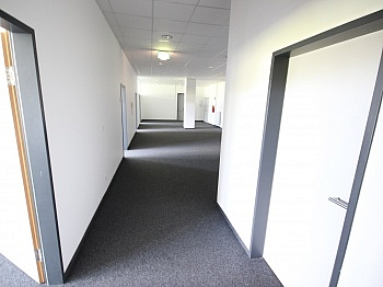 großem jeweils großen - NEUES tolles 215m² Büro in Klagenfurt