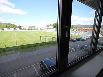 Empfangsbereich Abstellplätze geschlossenen - NEUES tolles 215m² Büro in Klagenfurt