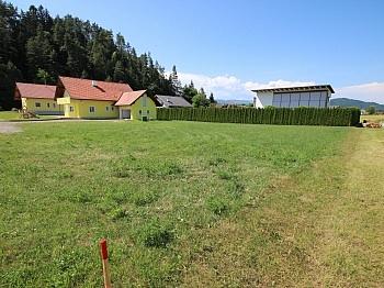 Humtschach befindet Baugrund - Traumhafter Baugrund in Eberndorf - Humtschach