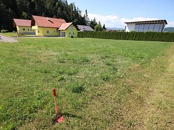 Bebauungsverpflichtung Wasseranschluss Baugrundstück - Traumhafter Baugrund in Eberndorf - Humtschach