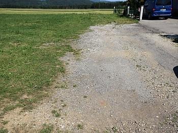 Bauland flacher Kaution - Traumhafter Baugrund in Eberndorf - Humtschach