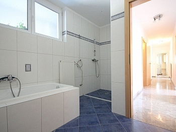 Badezimmer Wohnanlage Tageslicht - Traumhafte 3-Zi-Gartenwohnung in Krumpendorf