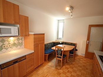 Tiefgaragenplatz Unterstützung Hausverwaltung - Neuwertige 3 Zi Wohnung in guter, zentraler Lage