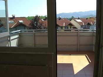 Bindung Küche Balkon - Schöne 2 Zi - Wohnung in Viktring