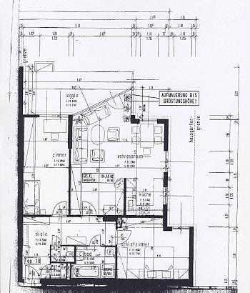 Esszimmer Jalousien zentrale - Schöne 3 Zi-Gartenwohnung 90m² in Viktring
