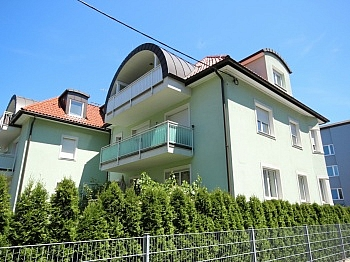 Penthousewohnung Fußbodenheizung Tiefgaragenplatz - Tolle 90m² 3 Zi Penthousewohnung - Linsengasse