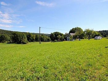 Baugrund Gemeinde befindet -  Toller Baugrund in Weinzierl/Velden am Wörthersee