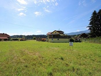 Baugrund Bebauungsverpflichtung Grundstücksgrenze - Sonniger Baugrund in Emmersdorf/Rosegg