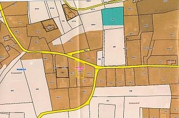 flacher zentral sonnige - Sonniger Baugrund in Emmersdorf/Rosegg