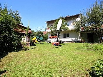 Teilunterkellert teilunterkellert Vollwärmeschutz - Zentrales Wohnhaus in Waidmannsdorf