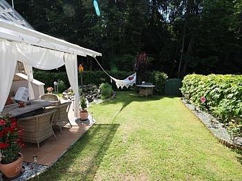 Westterrasse Eigengarten Traumhafte - Traumhafte 3 Zi Gartenwhg. in Keutschach-Reauz