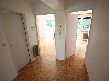 Hauptwohnsitz zusätzlicher Ferienwohnung - Schöne 2 Zi Terrassenwhg. in Keutschach-Reauz