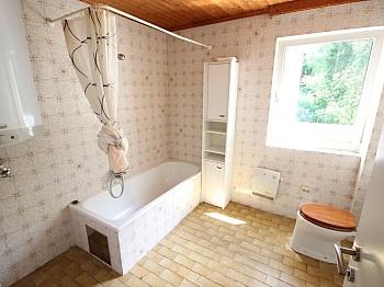 Hauptwohnsitz Schlafzimmer Terrassenwhg - Schöne 2 Zi Terrassenwhg. in Keutschach-Reauz