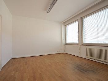 Mietvertrag Gesamtmiete Büroräume - Zentrales 43 m² Büro Bahnhofstrasse/Klagenfurt