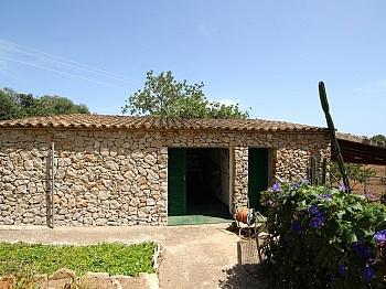 erhöhter Wohnungen Zisternen - Finca in Nähe San Lorenzo - Mallorca
