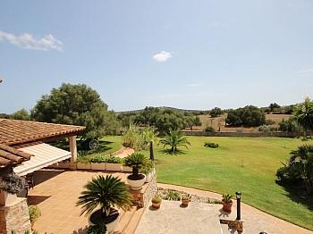 Grundstück Erdgeschoss überdachte - Finca in Nähe San Lorenzo - Mallorca