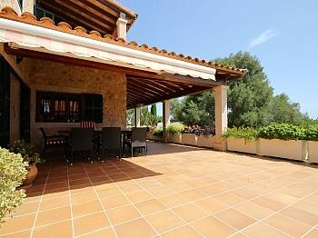 Außengrill exklusiven Natürlich - Finca in Nähe San Lorenzo - Mallorca