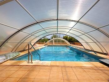 genügend Esszimmer geplanten - Finca in Nähe San Lorenzo - Mallorca
