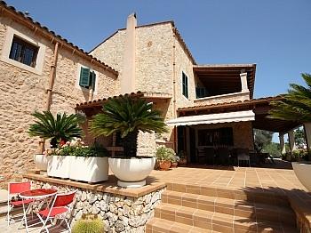 Esszimmer genügend erhöhter - Finca in Nähe San Lorenzo - Mallorca