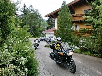 Motorradbegeisterten Nächtigungszahlen Behindertengerecht - 3 Sterne Hotel in Virgen/Nationalpark Hohe Tauern