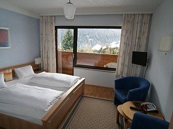 Fitnessraum Obergschoss Erdgeschoss - 3 Sterne Hotel in Virgen/Nationalpark Hohe Tauern