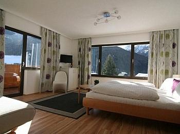 Skifahren verfügt möglich - 3 Sterne Hotel in Virgen/Nationalpark Hohe Tauern