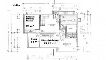 Küche lassen Keller - 3 Sterne Hotel in Virgen/Nationalpark Hohe Tauern