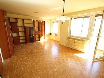 Wohnhausanlage Warmwasser Ostloggia - Hoch hinauf! Schöne 3 Zi Wohnung 87m² in St. Peter