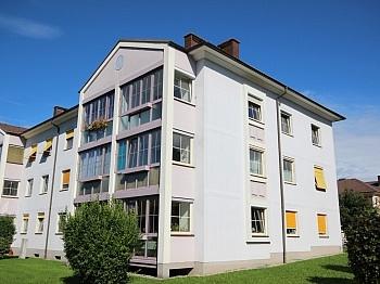 Westausrichtung Aussichtslage Parkettböden - Schöne 3 Zi-Wohnung in Klagenfurt Nähe Interspar