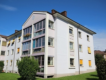 Westausrichtung Parkettböden Aussichtslage - Schöne 3 Zi-Wohnung in Klagenfurt Nähe Interspar