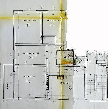- 120m² 4 Zi Whg. Nähe Cityarkaden - Krassniggstraße