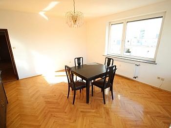 inkl Südloggia Krassniggstraße - 120m² 4 Zi Whg. Nähe Cityarkaden - Krassniggstraße