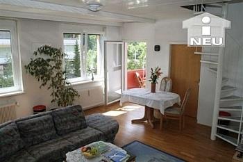 Schlafzimmer Küche Anzengruberstrasse - 3  Zi Maisonettenwohnung in der Anzengruberstrasse