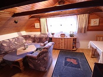 Wohnküche Skigebiet jährlich - Saniertes Ferienhaus auf der Flattnitz