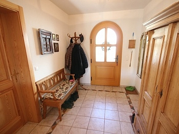 überdachten Gästezimmer Müllgebühr - Schönes junges Wohnhaus 115m² in Maria Saal