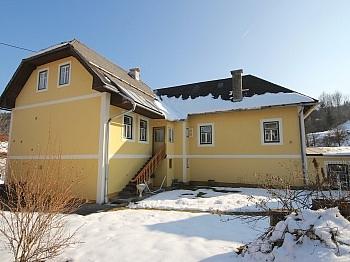 Grundstück Vorraum Wasser - Idyllische Liegenschaft in Feistritz im Rosental