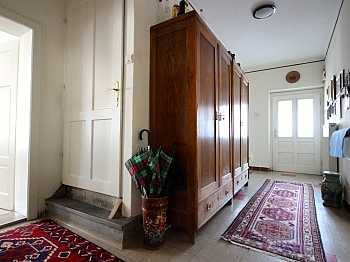 erschlossen Erdgeschoss Einzelöfen - Idyllische Liegenschaft in Feistritz im Rosental
