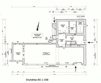 Wohnraum Linoleum Wohnhaus - Idyllische Liegenschaft in Feistritz im Rosental