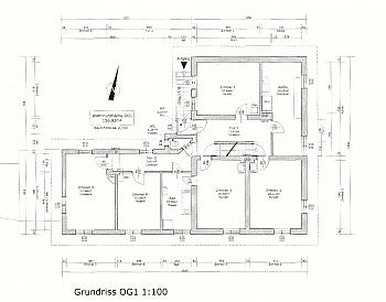 Zentrum nutzbar Fläche - Idyllische Liegenschaft in Feistritz im Rosental