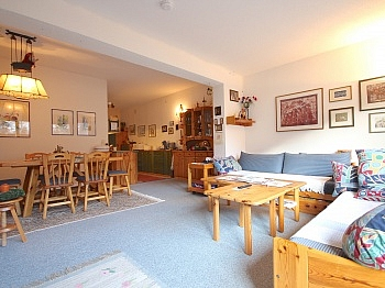 Wohnanlage Badezimmer Balkon - Helle 2-Zi-Wohnung in Bad Kleinkirchheim