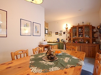 Küche direkt Wanne - Helle 2-Zi-Wohnung in Bad Kleinkirchheim