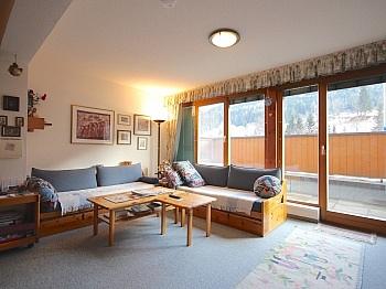 Helle 2-Zi-Wohnung in Bad Kleinkirchheim