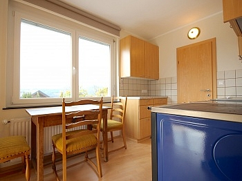 Balkon Garage Küche - Modernes Wohnhaus in Velden am Wörthersee