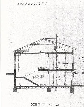 sonnigen Geräten Südlage - Modernes Wohnhaus in Velden am Wörthersee