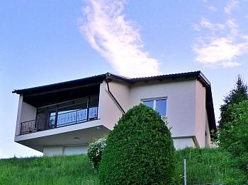 Aussichtslage uneinsehbares Panoramablick - Modernes Wohnhaus in Velden am Wörthersee