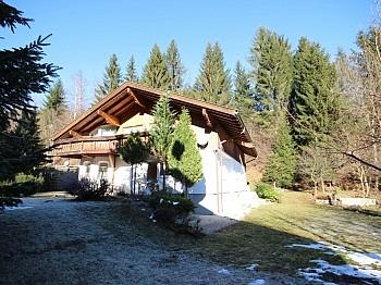 Zweifamilienwohnhaus Ölzentralheizung Qualitätsfenster - Perfektes Zweifamilienwohnhaus in Dellach/Drau