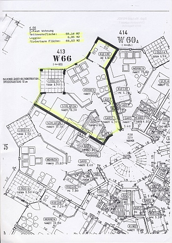 Schlüssel Rollläden Wohnzimmer - Schöne 2 Zi-Wohnung in Viktring